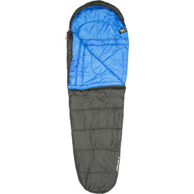 High Peak TR 300 Sleeping Bag anthracite/blue
